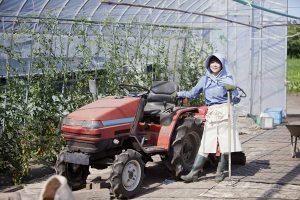 農業女子のための農業機械講座