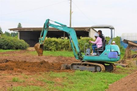 小型車両系建設機械・小型フォークリフト・刈払機作業資格取得研修
