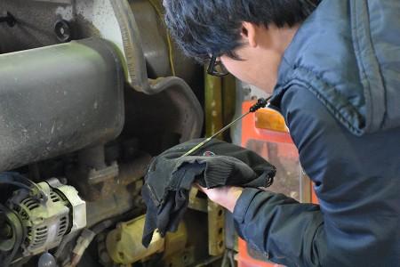 農業機械士技能認定研修